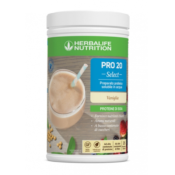 Herbalife Nutrition - PRO 20 Select - Vanilla - Food Suppment