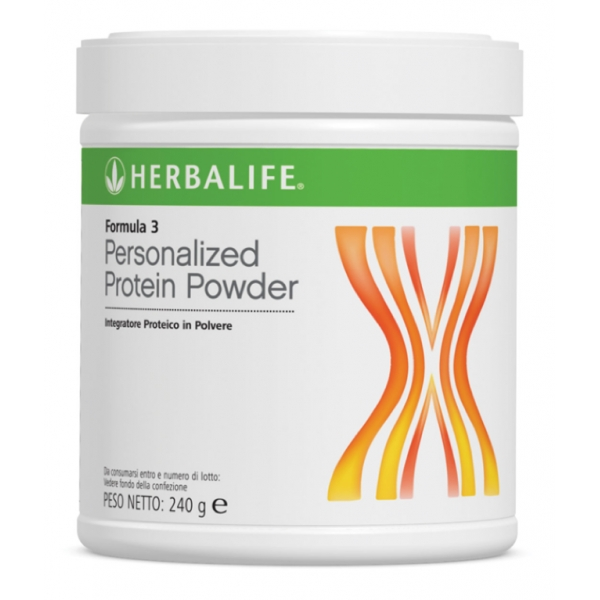 Herbalife Nutrition - Formula 3 - Personalized Protein Powder - Food Suppment