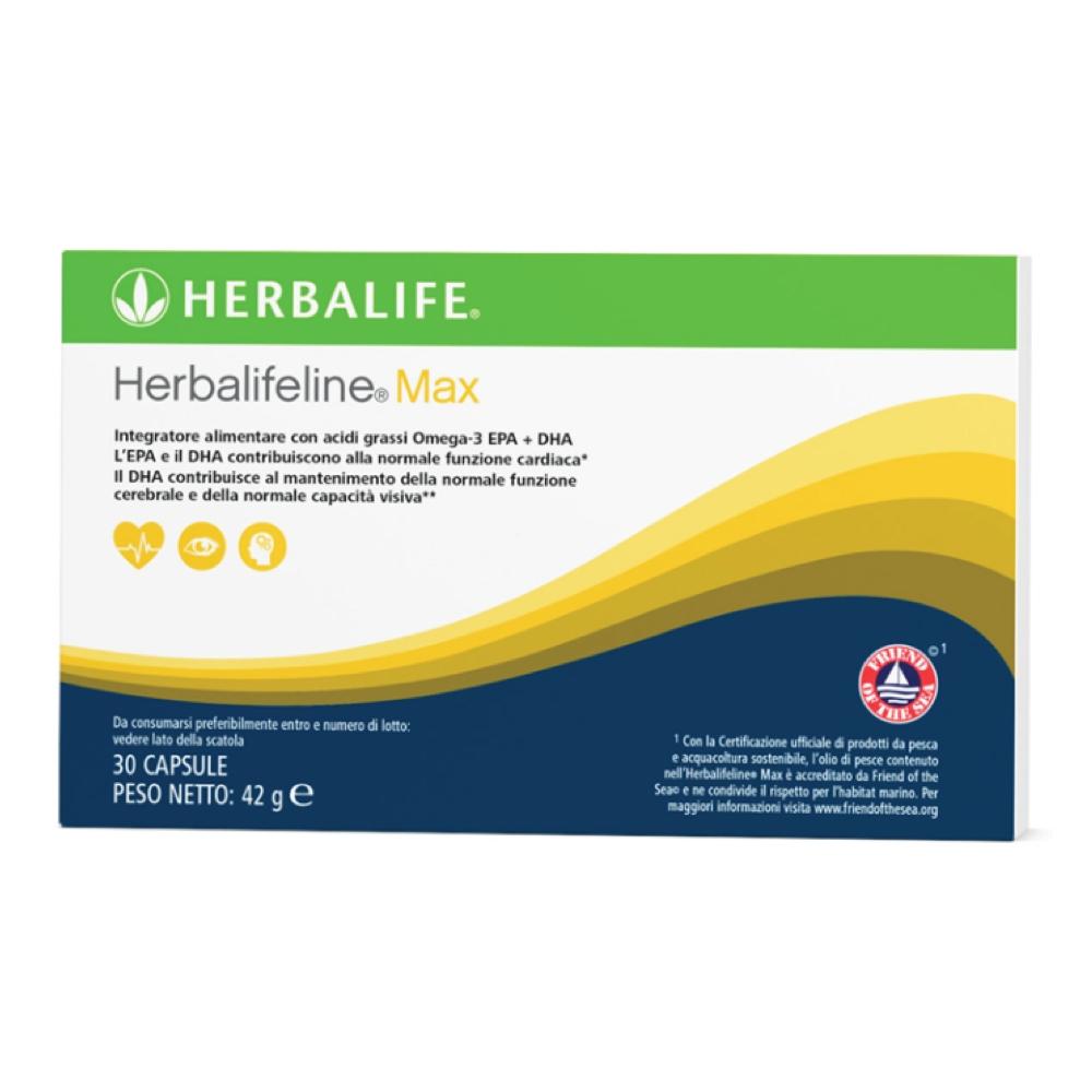 Herbalife Nutrition Herbalifeline Max Integratore Alimentare Avvenice