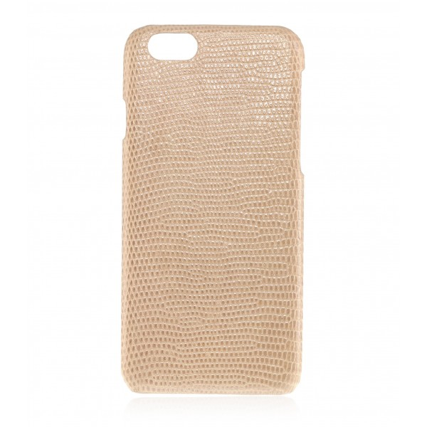 2 ME Style - Cover Lucertola Chair Glossy - iPhone 8 / 7 - Cover in Pelle