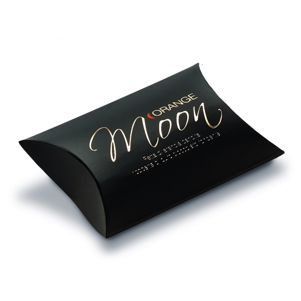 Orange Moon - Black - Orange Moon Black - Candied Orange Slices Covered Dark Chocolate - 13 g