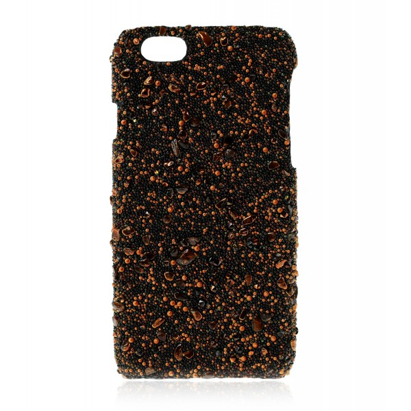 2 ME Style - Case Crystal Stone Tigereye - iPhone 8 / 7 - Stones and Crystal Cover