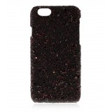 2 ME Style - Cover Crystal Stone Ruby - iPhone 8 / 7 - Cover in Pietre e Cristalli