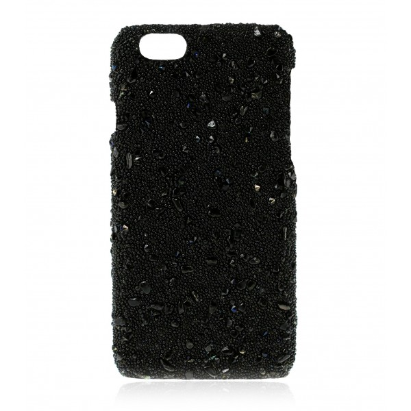 2 ME Style - Case Crystal Stone Ematite - iPhone 8 / 7 - Stones and Crystal Cover