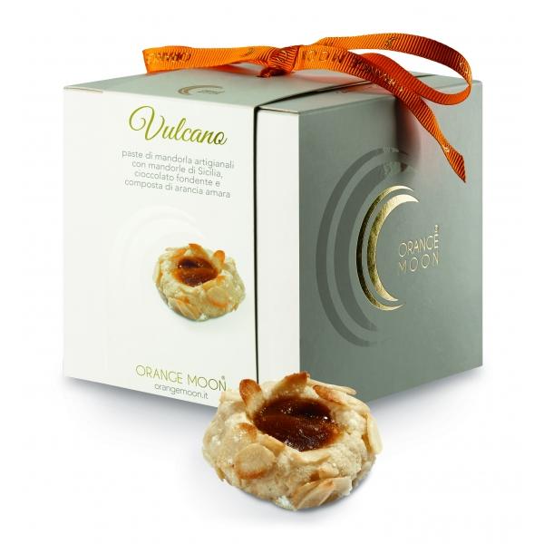 Orange Moon - Vulcano - Paste di Mandorla Artigianali - Fine Pasticceria Handmade in Sicily