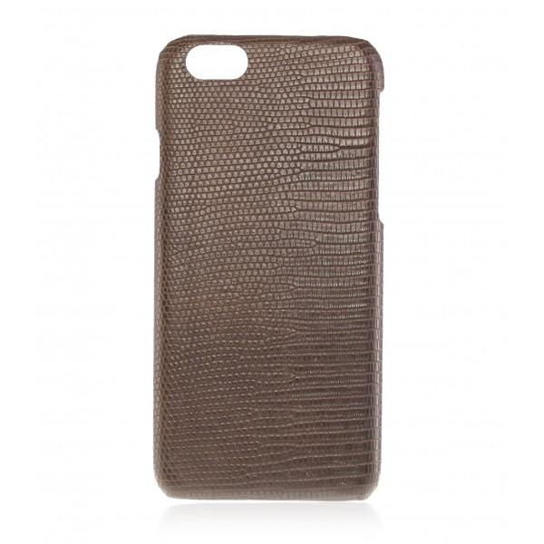 2 ME Style - Case Lizard Moro Safary Matt - iPhone 8 Plus / 7 Plus - Leather Cover