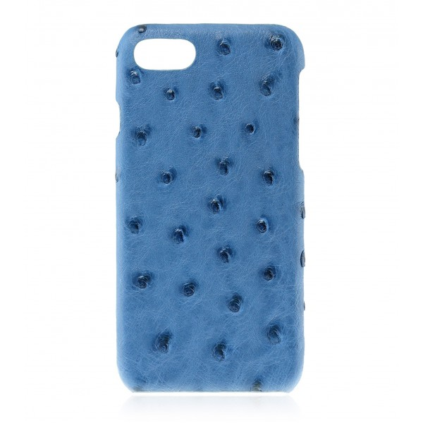 2 ME Style - Cover Struzzo Clemaris - iPhone 8 Plus / 7 Plus - Cover in Pelle