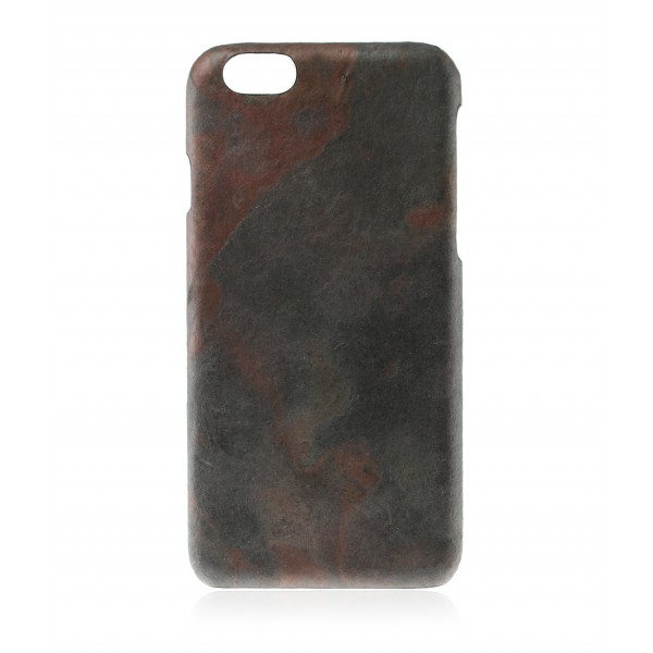 2 ME Style - Cover Magma Vulcano - iPhone 8 Plus / 7 Plus - Cover in Pietra