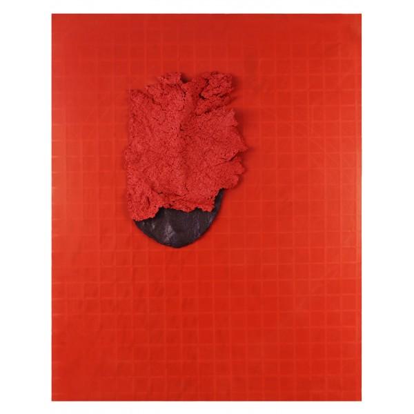 Vinicio Momoli - Installazione - Gomma - Relazioni Astratte XXIV