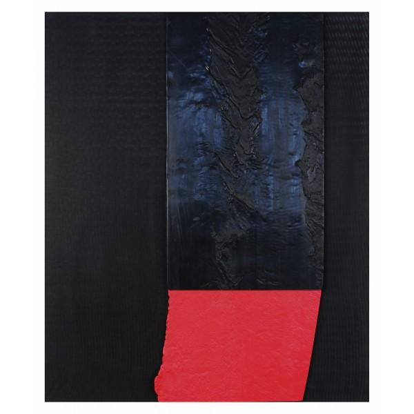 Vinicio Momoli - Installazione - Gomma - Relazioni Astratte XXXVI