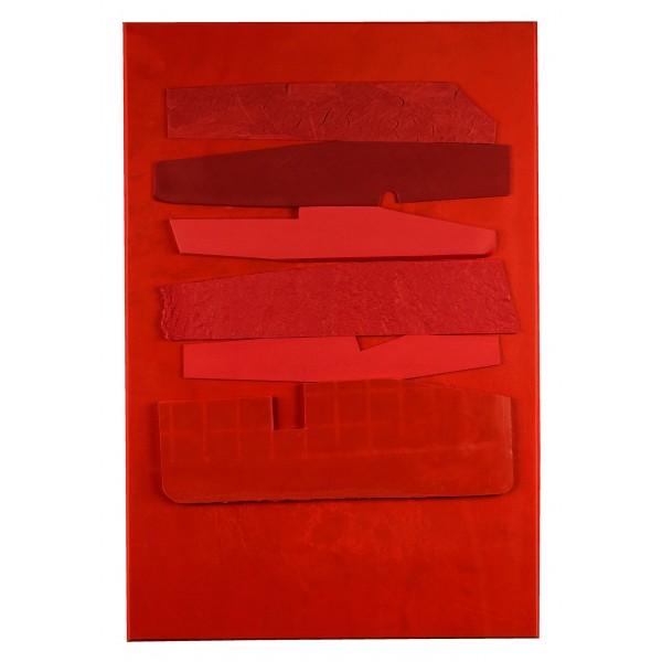 Vinicio Momoli - Installazione - Gomma - Relazioni Astratte XIX