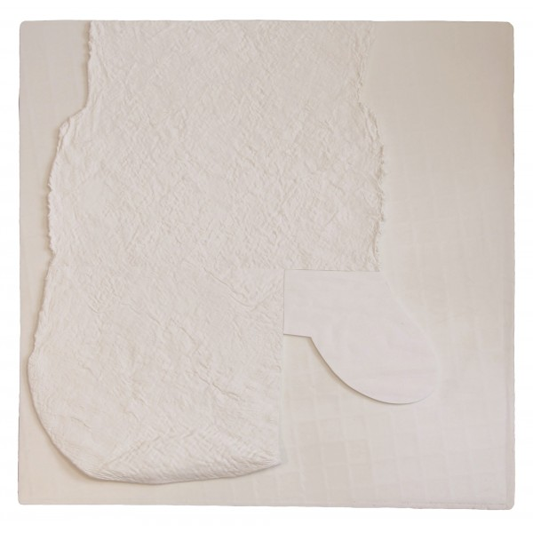 Vinicio Momoli - Installazione - Gomma - Senza Titolo
