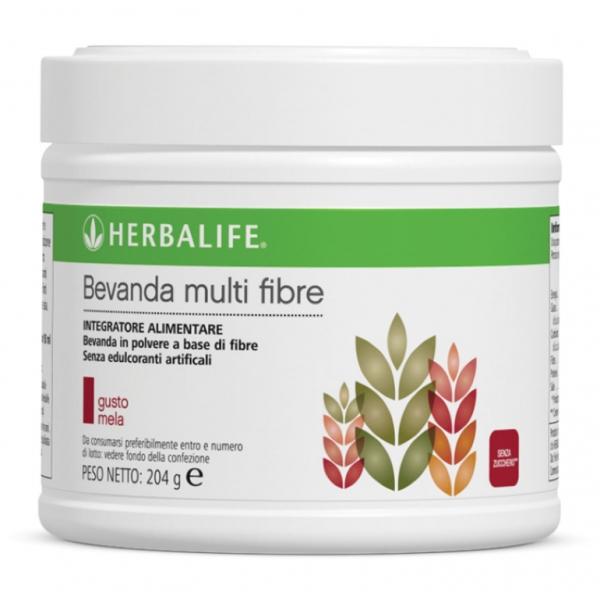 Herbalife Nutrition - Bevanda Multifibre - Mela - Integratore Alimentare