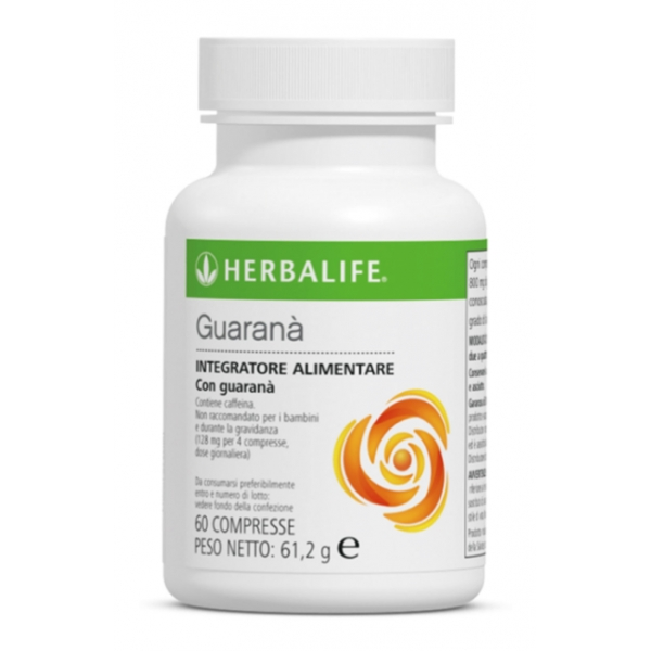 Herbalife Nutrition - N-R-G Nature's Raw Guarana - Food Supplement