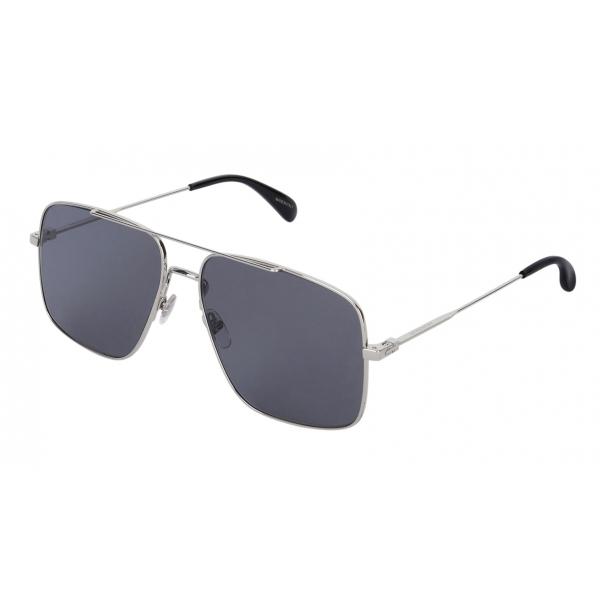 Givenchy - Sunglasses GV Navigator - Silver - Sunglasses - Givenchy Eyewear