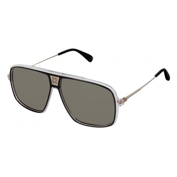 Givenchy - Sunglasses Unisex GV Mesh - Silver - Sunglasses - Givenchy Eyewear