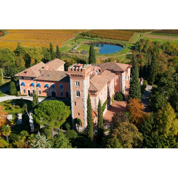 Castello di Spessa Golf & Wine Resort - Discovering Santarosa - 2 Days 1 Night