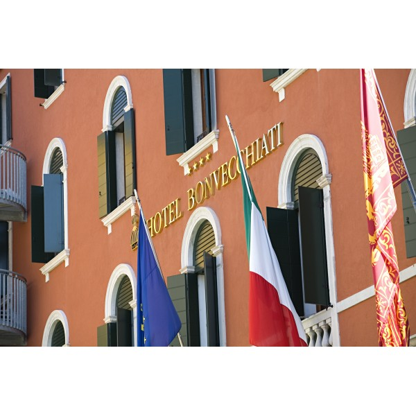 Hotel Bonvecchiati - Venice Feeling - 4 Days 3 Nights - Venice Exclusive Luxury