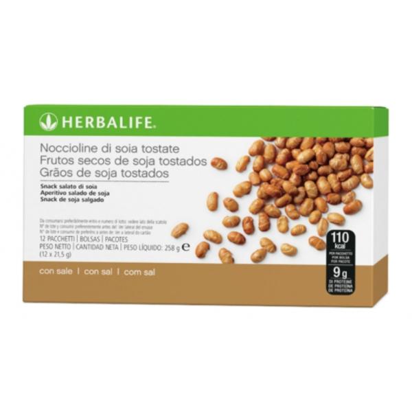 Herbalife Nutrition - Noccioline di Soia Tostate - Integratore Alimentare