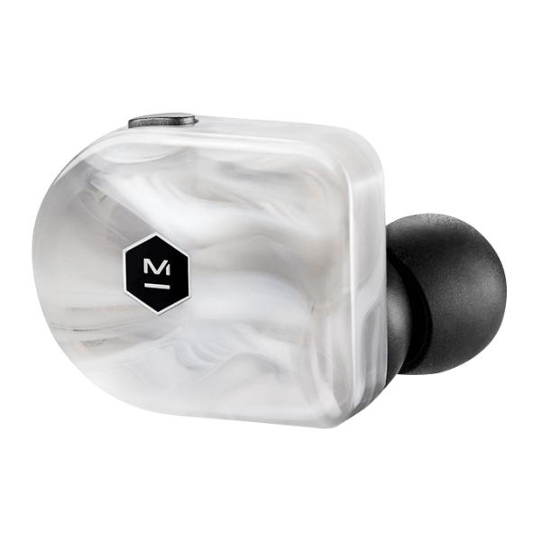 Master & Dynamic - MW07 - Acetato Marmo Bianco - Auricolari True Wireless di Alta Qualità