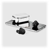 Master & Dynamic - MW07 - Acetato Nero Piano - Auricolari True Wireless di Alta Qualità
