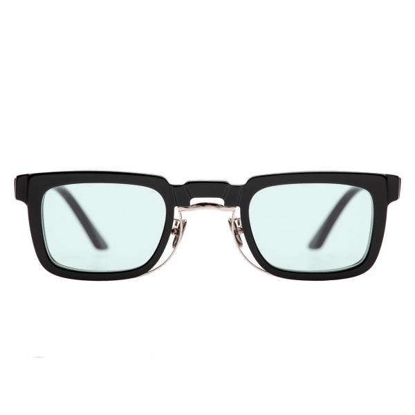 Kuboraum - Mask N8 - Nero Lucido - N8 BS - Occhiali da Sole - Kuboraum Eyewear