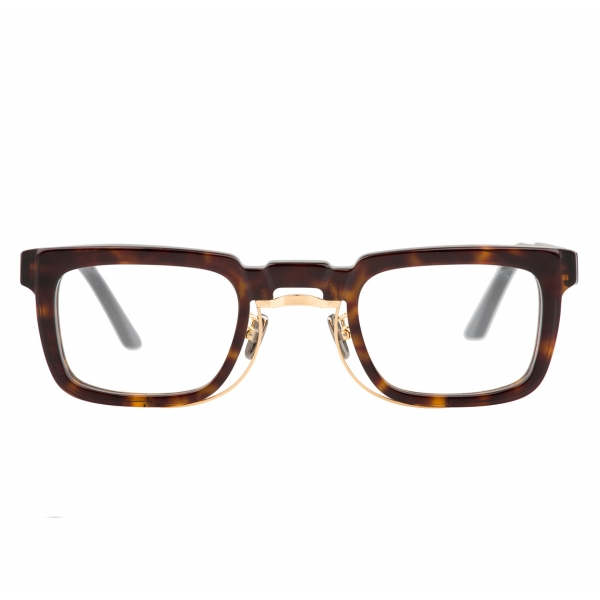 Kuboraum - Mask N8 - Tartaruga - N8 TG - Occhiali da Vista - Kuboraum Eyewear