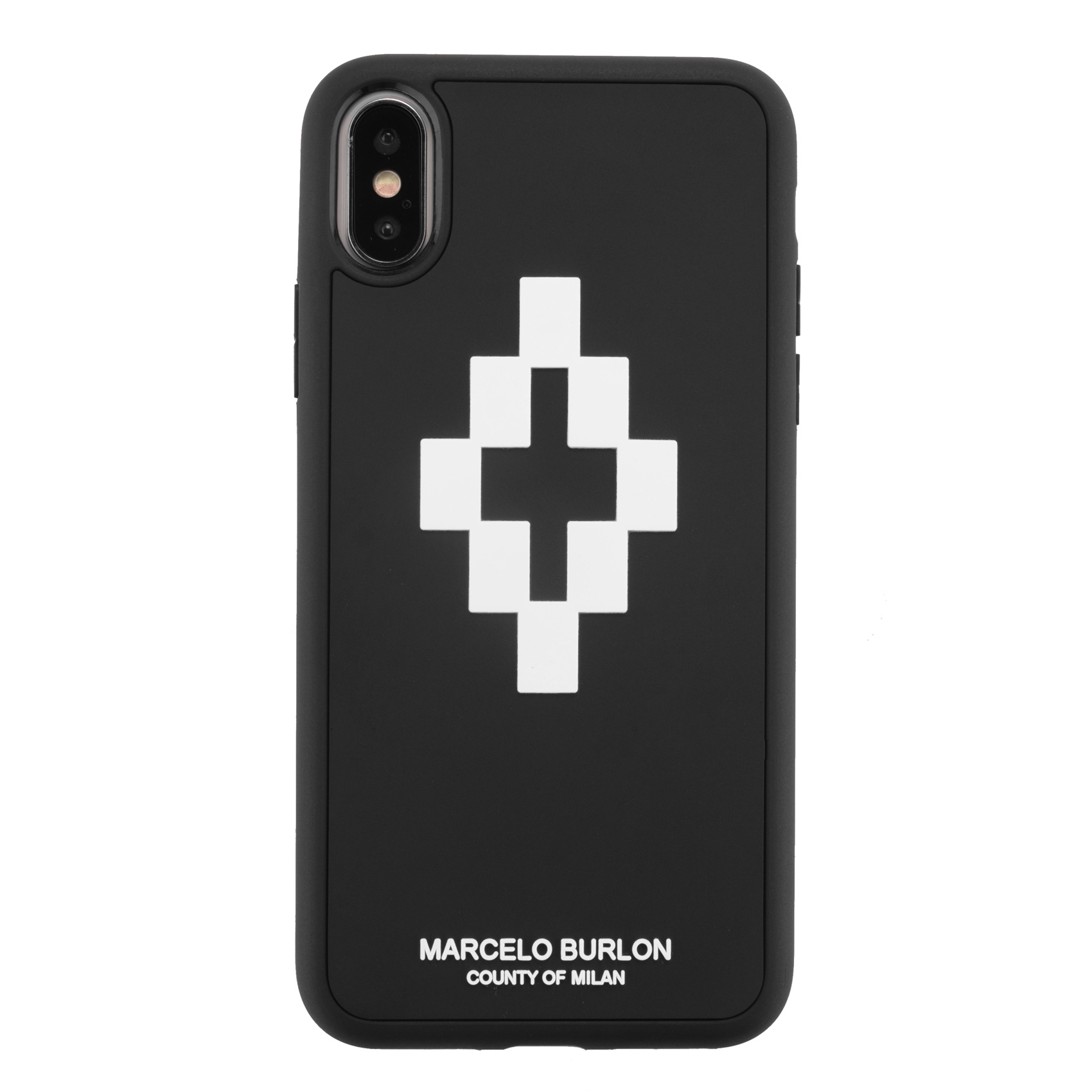 Marcelo Burlon - 3D Cross Cover - iPhone X / XS - Apple - County of ...