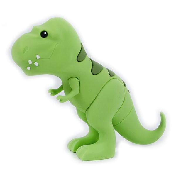 Moji Power - Dino - Carica Batteria Portatile Alta Capacità Emoji USB - Batterie Portatili - 2600 mAh
