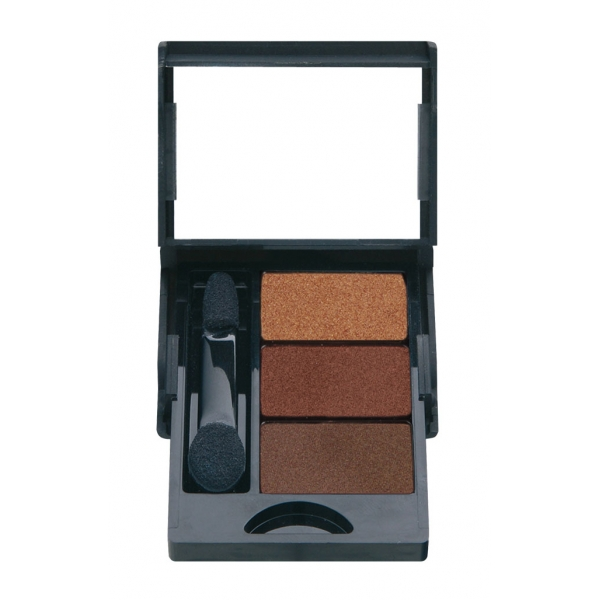 Nee Make Up - Milano - Eyeshadow Trio Sophi - Palettes - New Glam Collection - Occhi - Make Up Professionale