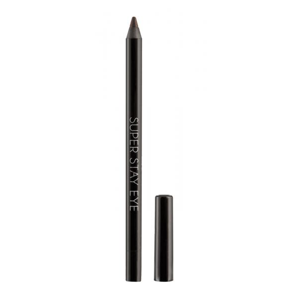 Nee Make Up - Milano - Super Stay Eye Kajal 24h Ebony - New Glam Collection - Eyes - Professional Make Up