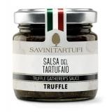 Savini Tartufi - Salsa del Tartufaio - Linea Tricolore - Eccellenze al Tartufo - 90 g