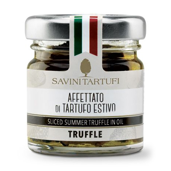 Savini Tartufi - Sliced of Summer Truffle - Tricolor Line - Truffle Excellence - 30 g