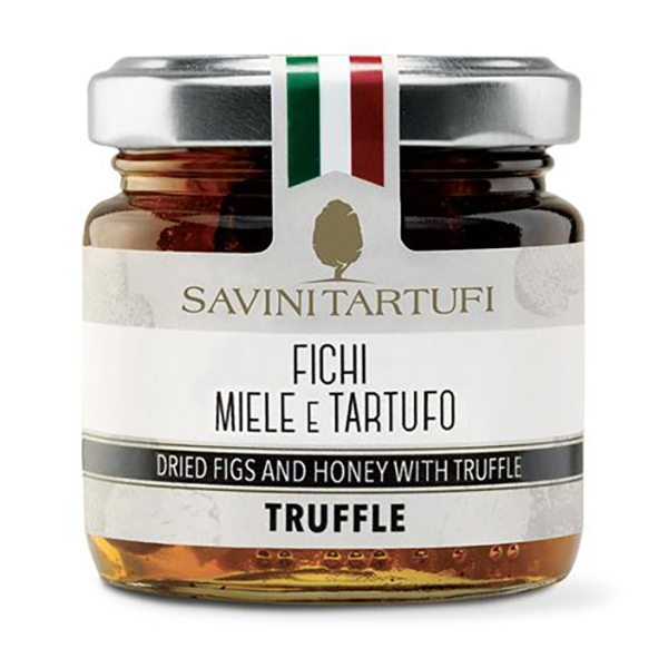 Savini Tartufi - Honey Figs and Truffle - Tricolor Line - Truffle Excellence - 125 g