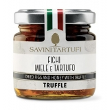 Savini Tartufi - Miele Fichi e Tartufo - Linea Tricolore - Eccellenze al Tartufo - 125 g