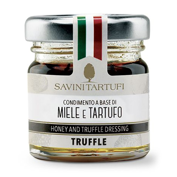 Savini Tartufi - Italian Honey and Truffle - Tricolor Line - Truffle Excellence - 40 g