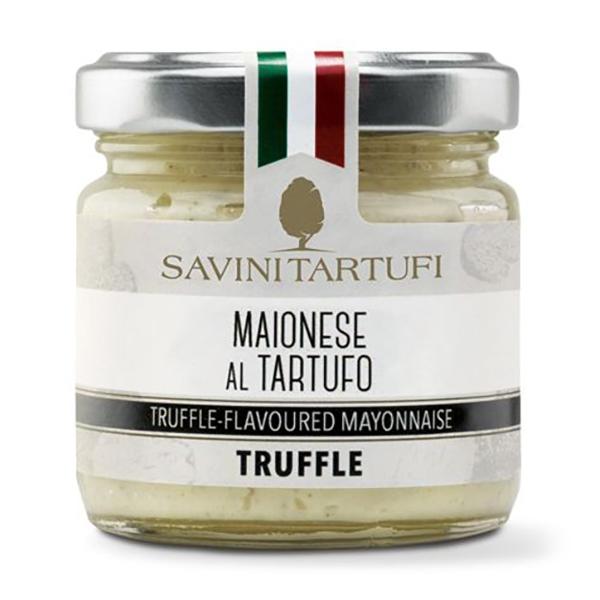 Savini Tartufi - Truffle Mayonnaise - Tricolor Line - Truffle Excellence - 90 g