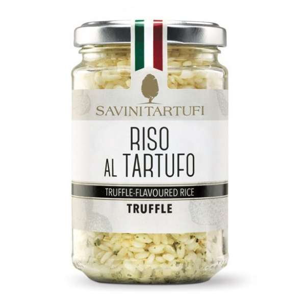 Savini Tartufi - Rice with Summer Truffle - Tricolor Line - Truffle Excellence - 250 g