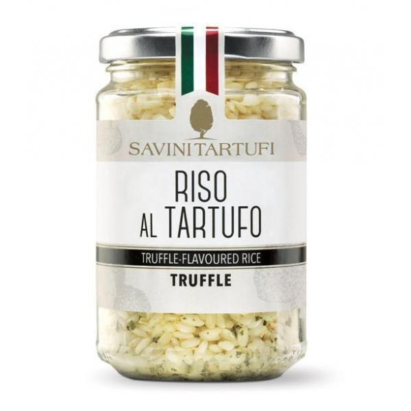 Savini Tartufi - Riso al Tartufo Estivo - Linea Tricolore - Eccellenze al Tartufo - 250 g