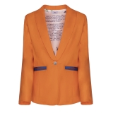 Leda Di Marti - Haqiqa Jacket - Love a Dream - Haute Couture Made in Italy - Luxury High Quality Jacket