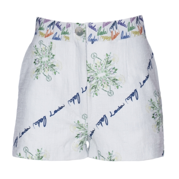 Leda Di Marti - Safana Shorts - Love a Dream - Haute Couture Made in Italy - Shorts di Alta Qualità Luxury