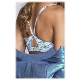 Leda Di Marti - Munic Top Swimwear - Love a Dream - Haute Couture Made in Italy - Luxury High Quality Swimwear