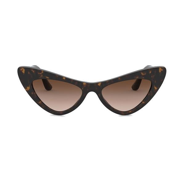 Dolce & Gabbana - Devotion Sunglasses - Havana - Dolce & Gabbana Eyewear