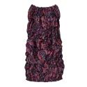 Leda Di Marti - Abito Medusa Rosso - Leda Collection - Haute Couture Made in Italy - Abito di Alta Qualità Luxury