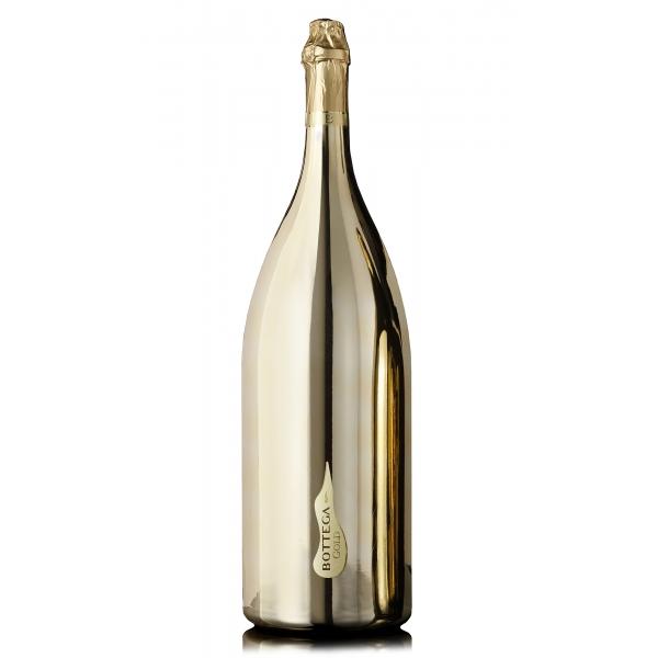 Bottega - Gold - Prosecco D.O.C. Brut Sparkling Wine - Salmanazar - Marker Edition - Luxury Limited Edition Prosecco
