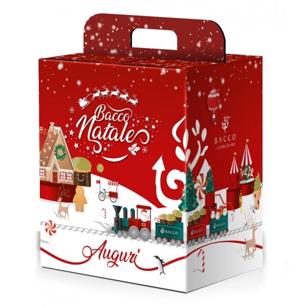 Bacco - Tipicità al Pistacchio - Box Buon Natale Bacco Grande - Box Esclusiva - Idee Regalo - Prodotti Artigianali Italiani