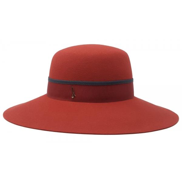 Doria 1905 - Jeanne - Cappellina Lacca Scarabeo - Accessori - Cappello Artigianale Italiano