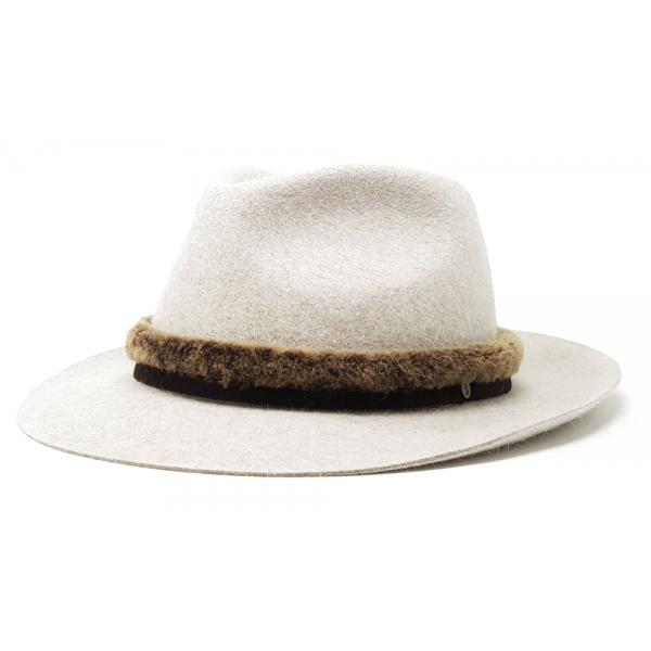 Doria 1905 - Bergen - Cappello a Goccia Roccia Alce - Accessori - Cappello Artigianale Italiano