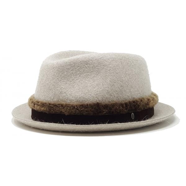 Doria 1905 - Elsa - Cappello Jazzy Roccia Alce - Accessori - Cappello Artigianale Italiano