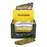 Microlife - Barrette Bio - 15 pz Barretta Energetica Mais e Spirulina Bio 100% Italiana